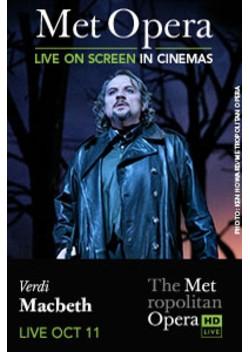METライブビューイング2014-2015 ヴェルディ「マクベス」