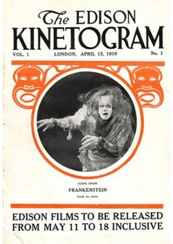 フランケンシュタイン (1910)