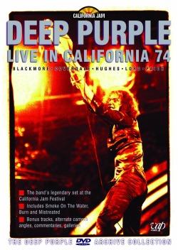 ディープ・パープル 1974カリフォルニア・ジャム