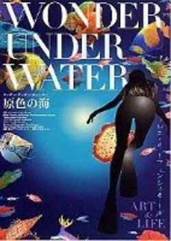ワンダー・アンダー・ウォーター 原色の海