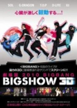 劇場版 2010 BIGBANG BIGSHOW 3D
