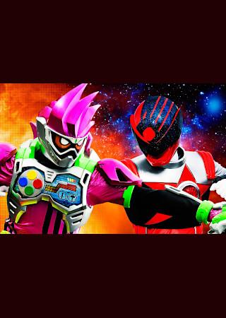 仮面ライダー×スーパー戦隊 超スーパーヒーロー大戦