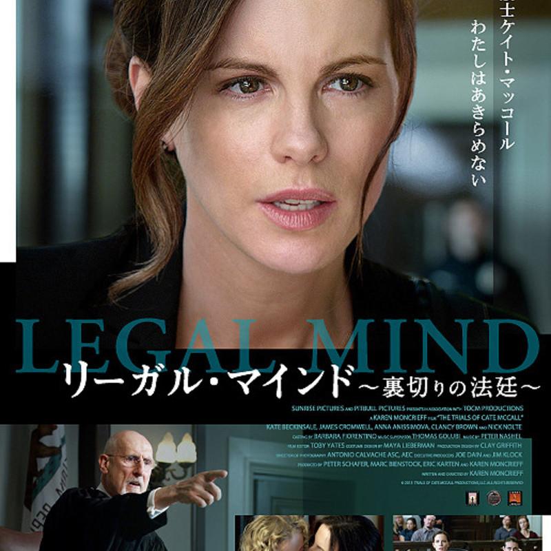 リーガル・マインド 裏切りの法廷   映画『リーガル・マインド 裏切りの法廷』の感想・評価 ci