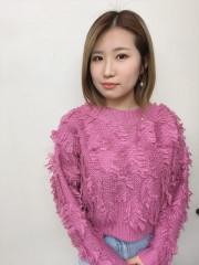 深瀬彩音 / アシスタント