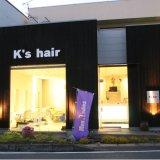 K's hair(ケーズヘアー)