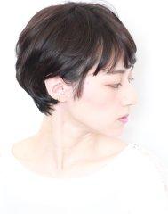 ☆360度綺麗なショートヘア☆