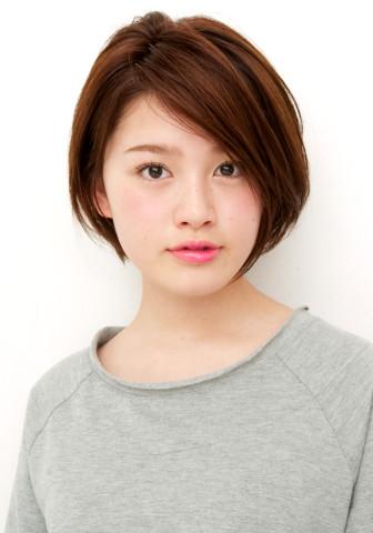 可愛い髪型 ショートの可愛い髪型 : topicks.jp