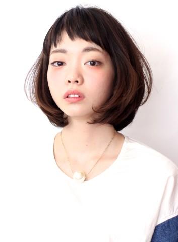 最新のヘアスタイル 2015 春夏 髪型 : 春夏オススメ大人ボブ : 2015 ...