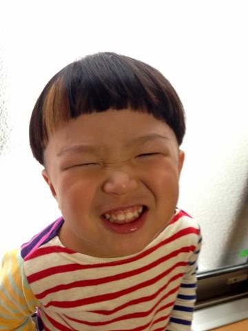 昭和のまことちゃんマッシュルームカット