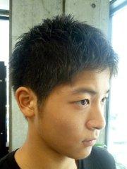 中学生の髪型カタログ