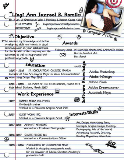 Vertical Media Solutions | Resume outline