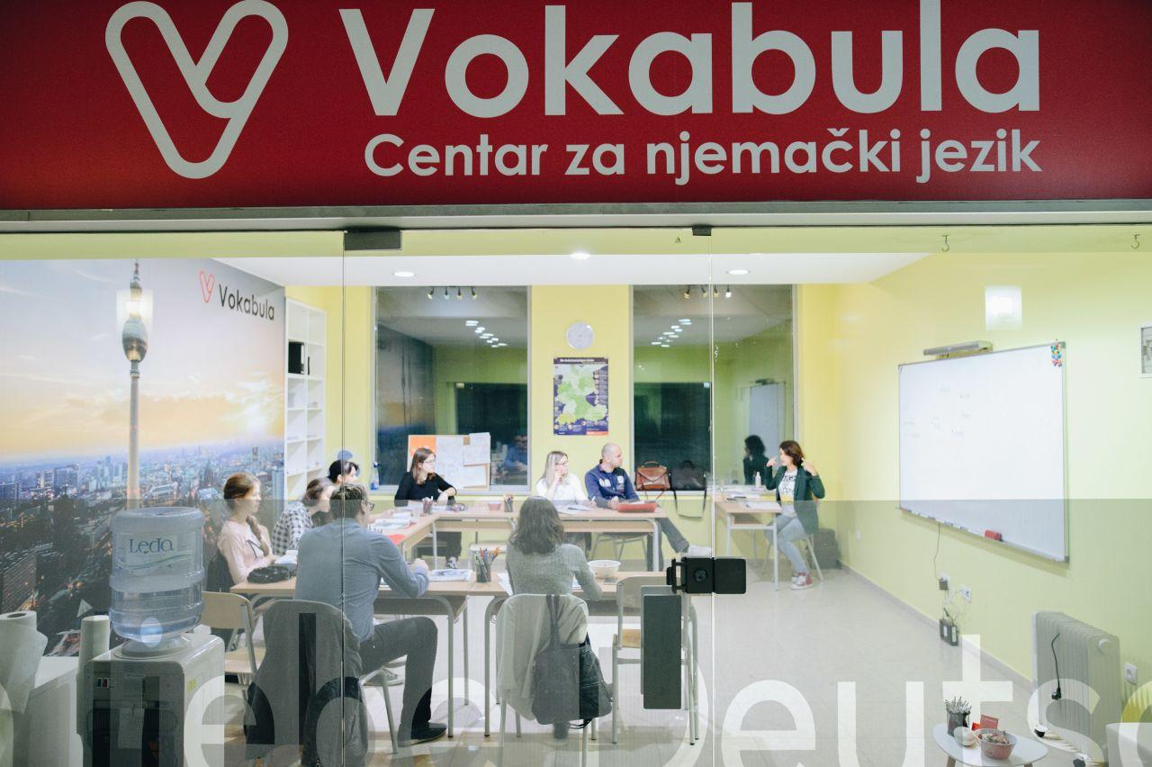 Učionice Vokabula-centra 1