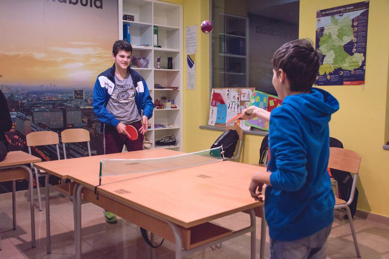 Učionice Vokabula-centra 2