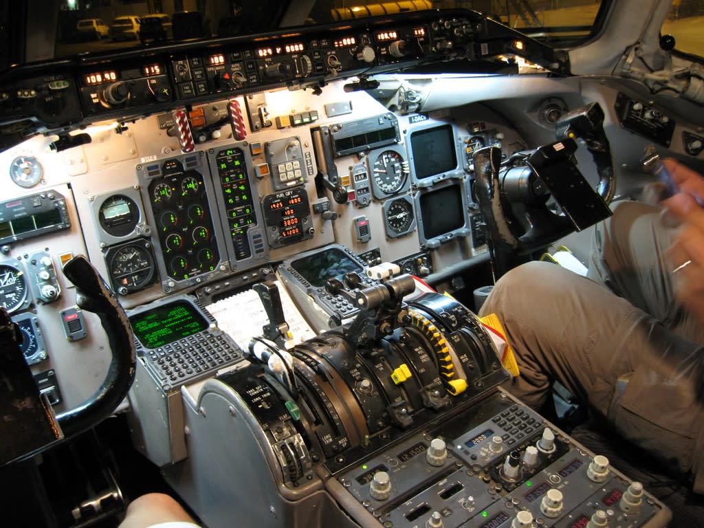 Alitalia Mcdonnell Douglas MD-82