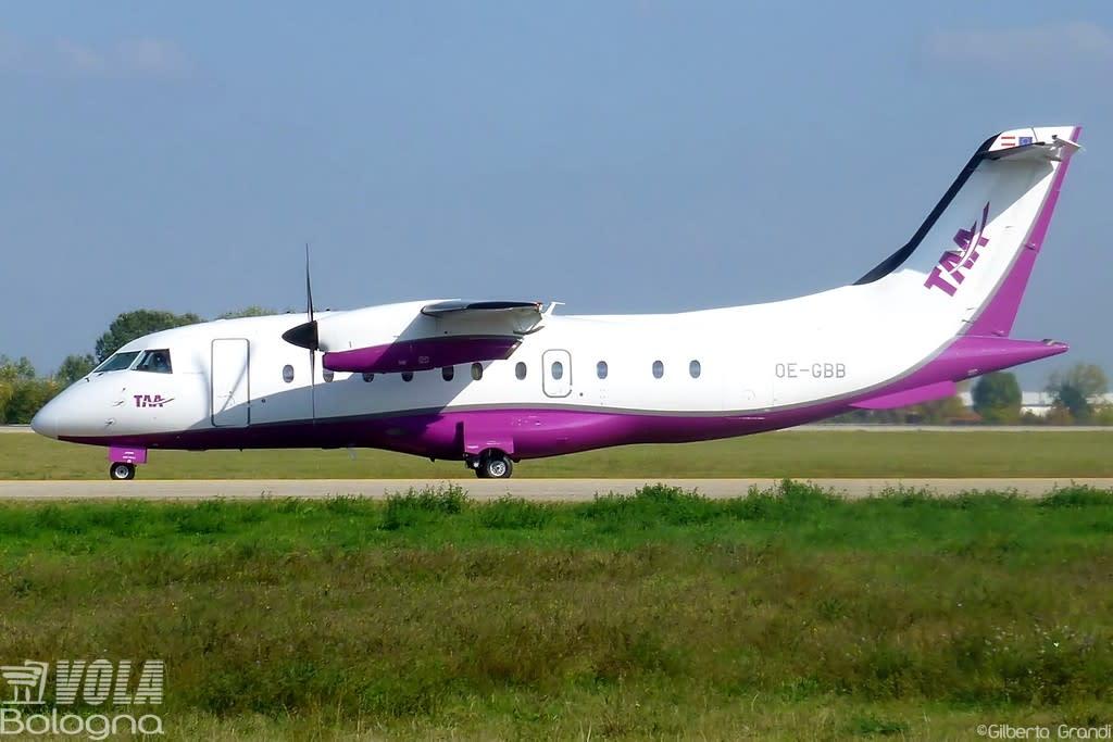 Tyrol Air Ambulance Dornier 328-110