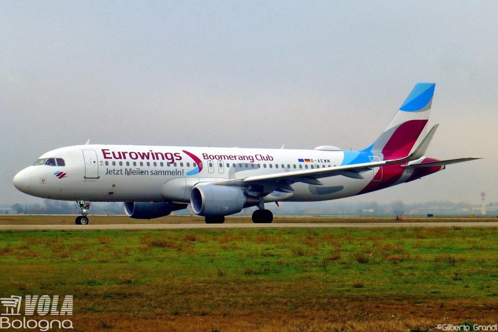Eurowings Airbus A320-200