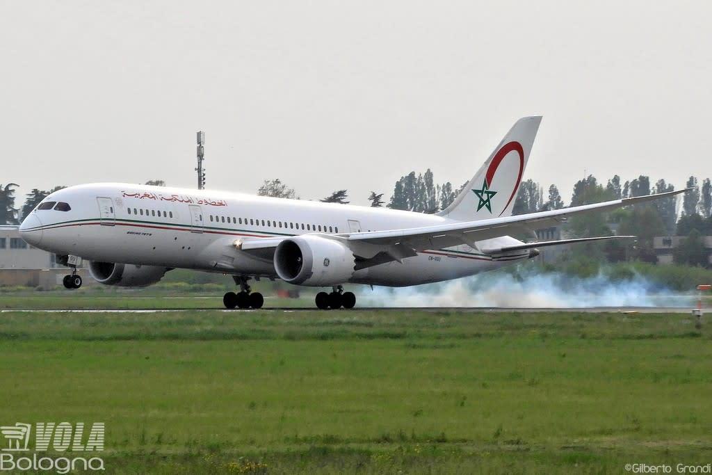 Ram - Royal Air Maroc Boeing 787-8 Dreamliner