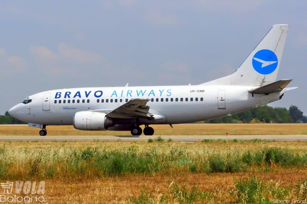 Bravo Airways Boeing 737-500