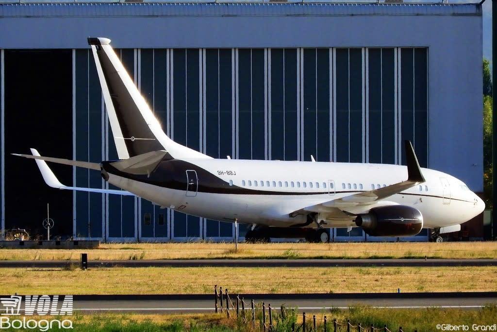 Privajet Ltd  Boeing 737-7BC(BBJ)
