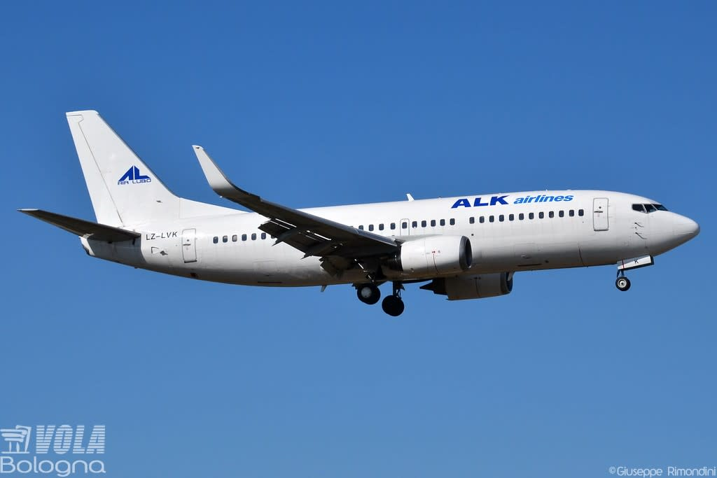 ALK Airlines  Boeing 737-300