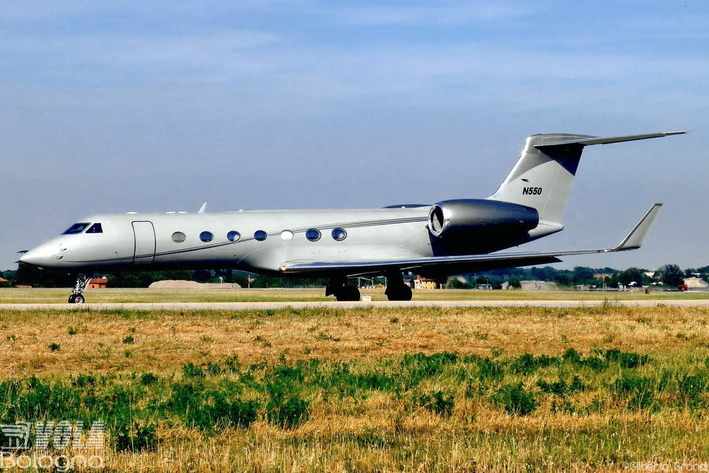 Private Gulfstream Aerospace G-V-SP Gulfstream G550