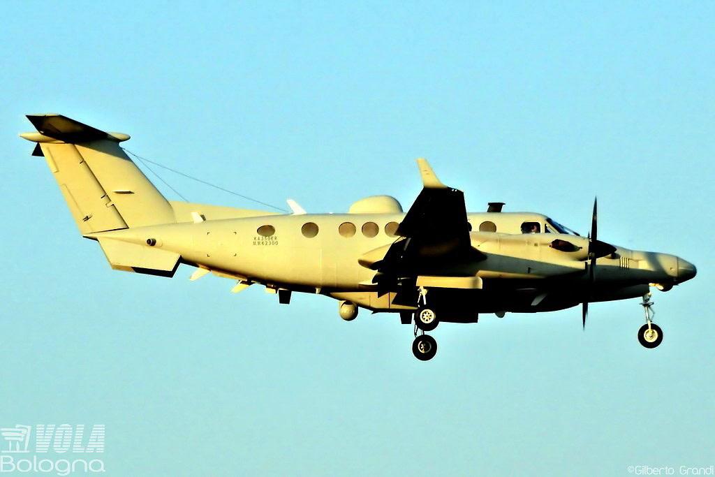 Aeronautica Militare Italiana Beechcraft King Air 350ER