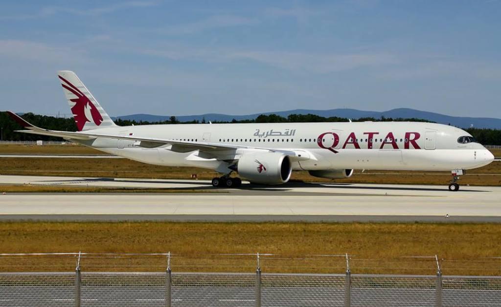 Qatar Airways Boeing 737-200