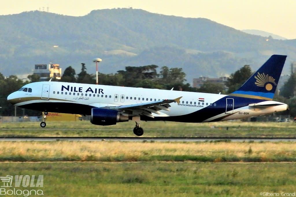 Nile Air Airbus A320-214