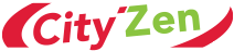 Logo réseau City'Zen