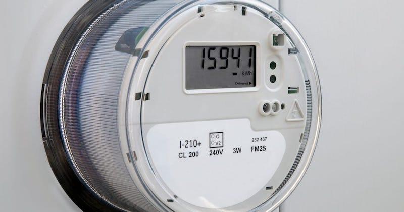 solar panel net meter
