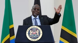 Tanzanian President Magufuli wins re-election with landslide