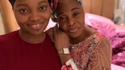 Tope Alabi's daughter graduates from Bowen University