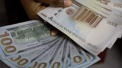 Nigeria's Naira sinks to lowest level in weeks