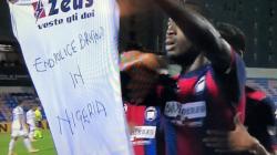 Simeon Nwankwo urges Nigeria to #EndPoliceBrutality after Juventus goal