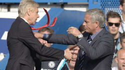 'I feel like I'm in kindergarten with him'- Wenger replies Mourinho