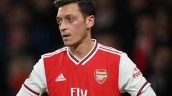 Mesut Ozil responds to Arsenal's snub, says loyalty hard to find
