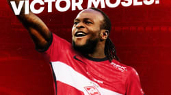 Victor Moses completes loan move to Spartak Moscow