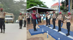 FRSC operatives to start carrying firearms
