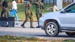 Soldiers deployed to communities near Abuja airport