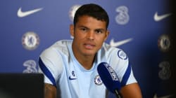 'I am proud to be managed by Frank Lampard' – Thiago Silva