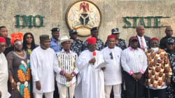 South-East governors set up joint security outfit codenamed Ebube Agu