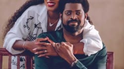 BasketMouth and wife celebrate 10 years of marriage