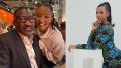 """I'm so proud of you"": Femi Otedola praises his daughter, Temi"