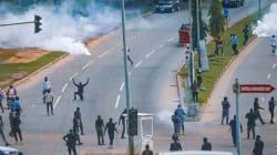 #EndSARS: Police fire tear gas, prevent march to Presidential Villa