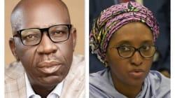 N60b matter: Obaseki tells Zainab Ahmed end monetary rascality