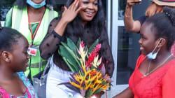 BBNaija: Lucy Hosted By Ita-Giwa, Commissioner, Mayor Of Calabar