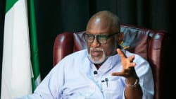 "Akeredolu to #EndSARS promoters: ""Justify why the money was there"""