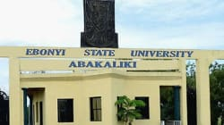 Ebonyi govt slightly reduces EBSU fees