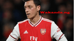 Ozil may be left out of Arsenal's 25-man Premier League squad