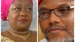 Buhari's aide Onochie drops message for IPOB leader Nnamdi Kanu